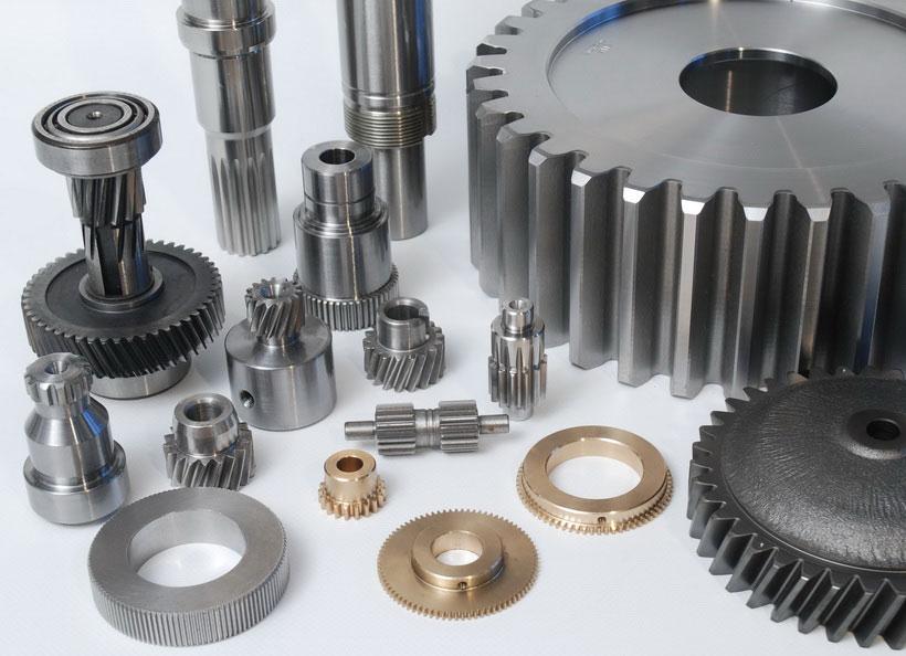 Antriebssysteme und Teile