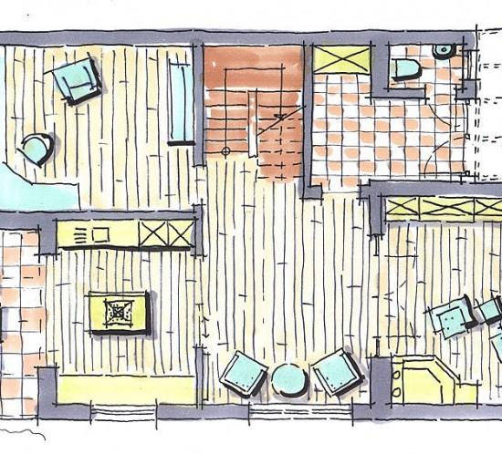 Innenarchitektur skizze küche  Design | Innenarchitektur Design Foto-/Videoproduktion