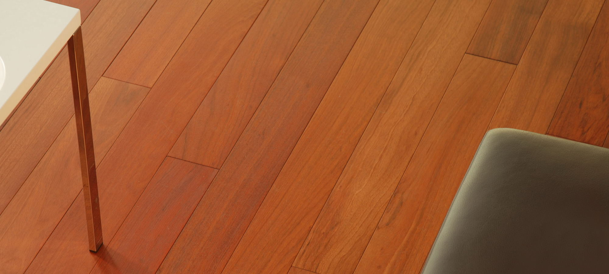 Holzfußboden Innenarchitektur